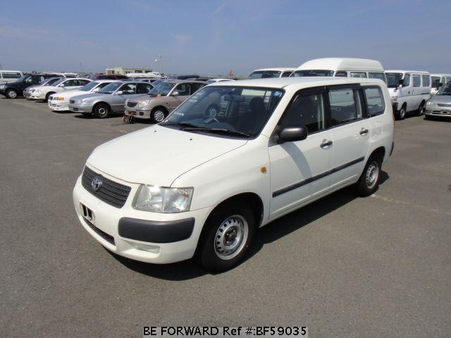Used 2004 TOYOTA SUCCEED VAN BF59035 for Sale