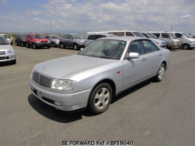 Used 2001 NISSAN CEDRIC SEDAN BF59040 for Sale