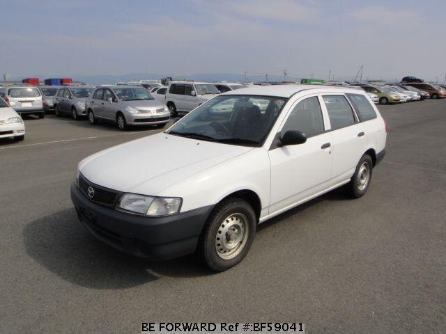 Used 2005 MAZDA FAMILIA VAN BF59041 for Sale