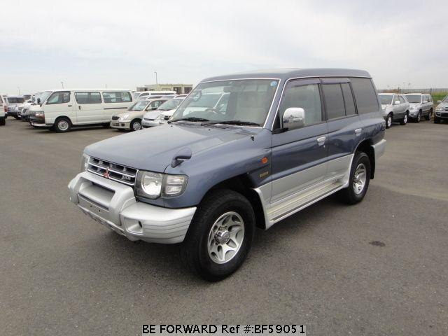 Used 1997 MITSUBISHI PAJERO BF59051 for Sale