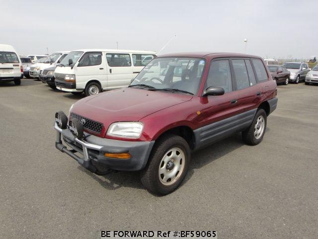 Used 1995 TOYOTA RAV4 BF59065 for Sale