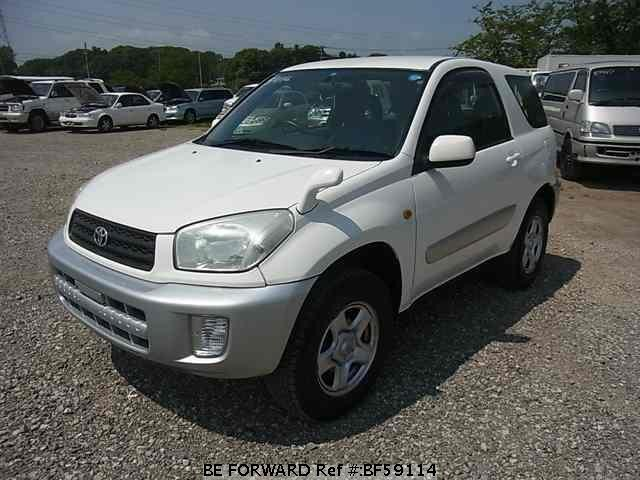 Used 2001 TOYOTA RAV4 BF59114 for Sale