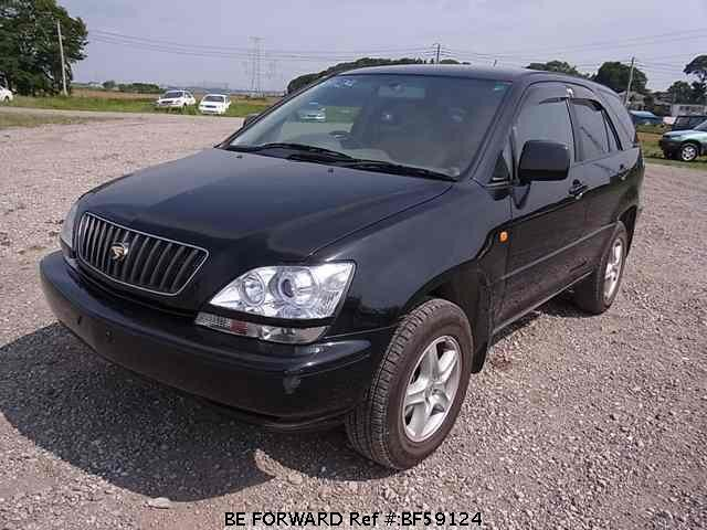 Used 1998 TOYOTA HARRIER BF59124 for Sale
