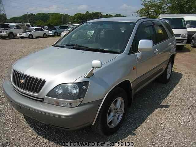 Used 1998 TOYOTA HARRIER BF59130 for Sale