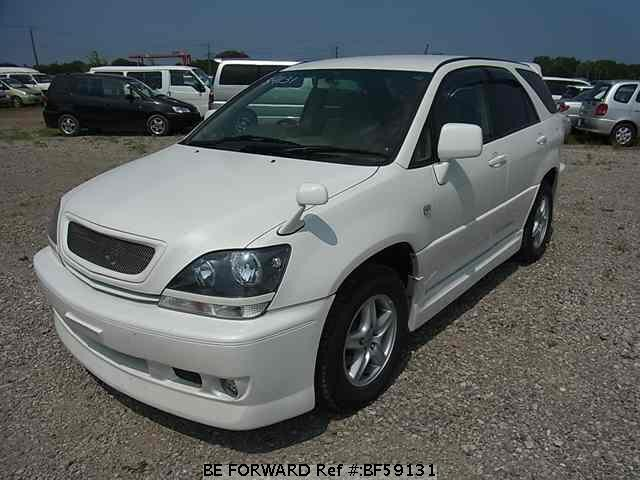 Used 2000 TOYOTA HARRIER BF59131 for Sale
