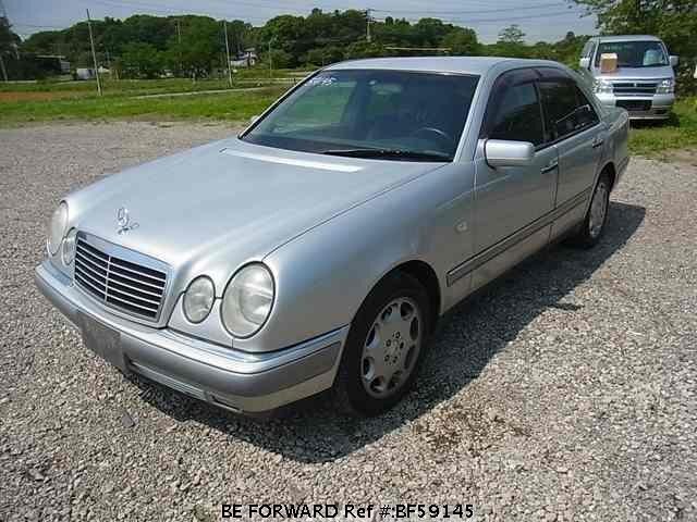 Used 1996 MERCEDES-BENZ E-CLASS BF59145 for Sale