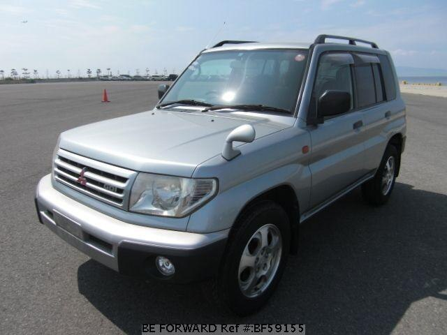 Used 1998 MITSUBISHI PAJERO IO BF59155 for Sale