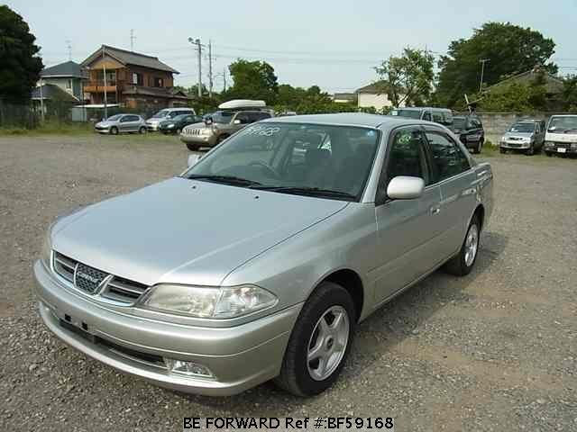 Used 2001 TOYOTA CARINA BF59168 for Sale