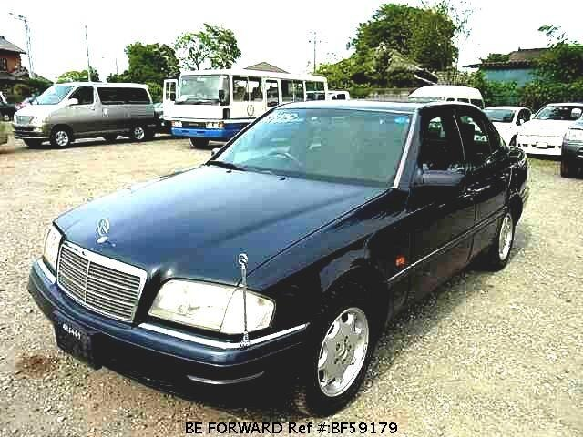 Used 1995 MERCEDES-BENZ C-CLASS BF59179 for Sale