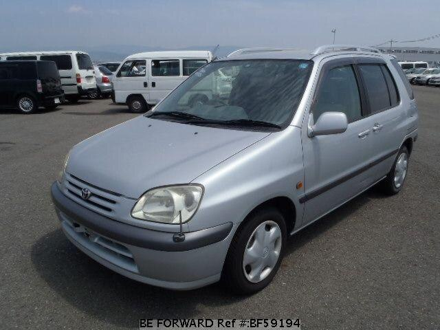 Used 1999 TOYOTA RAUM BF59194 for Sale