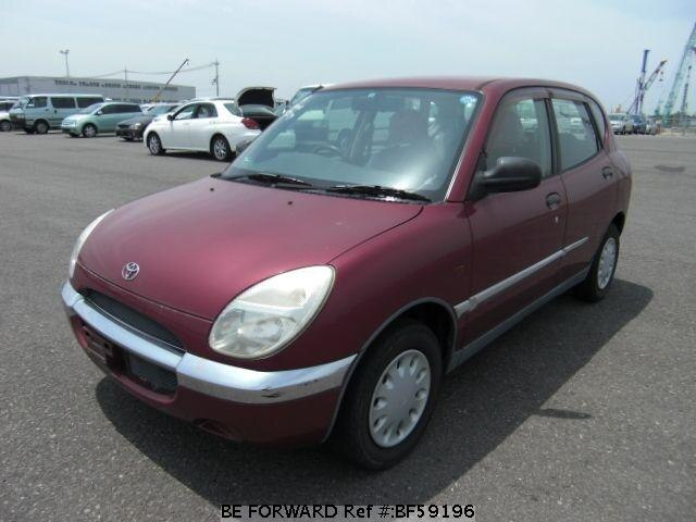 Used 1999 TOYOTA DUET BF59196 for Sale