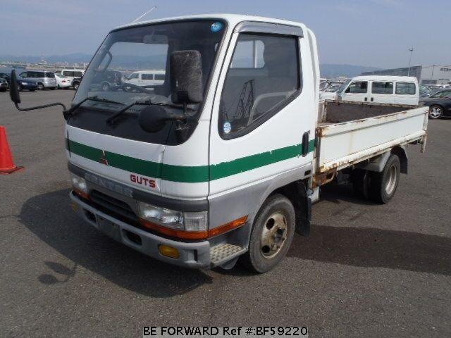 Used 1995 MITSUBISHI CANTER GUTS BF59220 for Sale