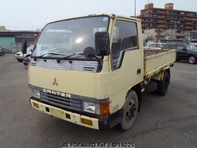 Used 1986 MITSUBISHI CANTER BF59225 for Sale