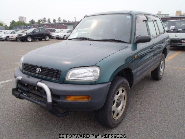 Used 1995 TOYOTA RAV4 BF59226 for Sale