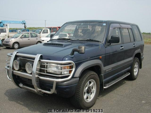 Used 1995 ISUZU BIGHORN BF59233 for Sale