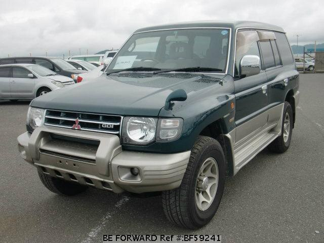 Used 1997 MITSUBISHI PAJERO BF59241 for Sale