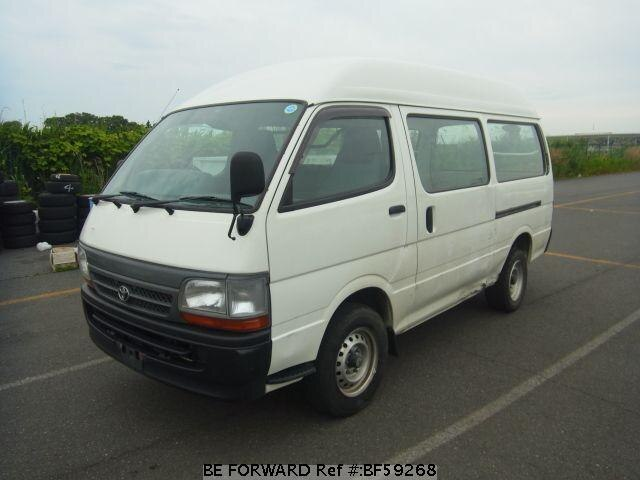 Used 2003 TOYOTA HIACE VAN BF59268 for Sale