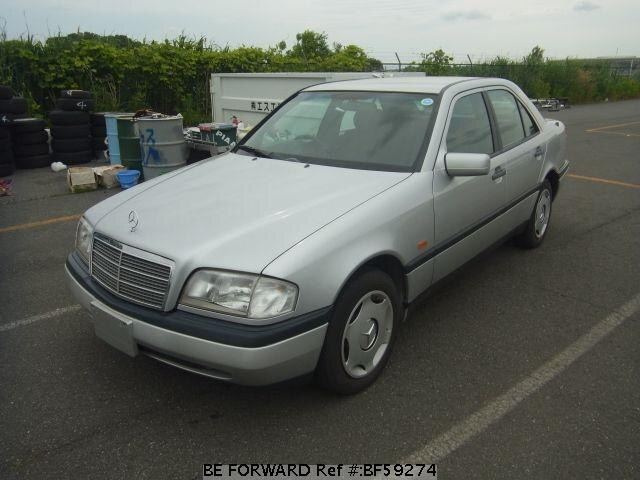 Used 1995 MERCEDES-BENZ C-CLASS BF59274 for Sale