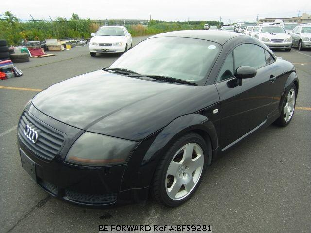 Used 2001 AUDI TT BF59281 for Sale