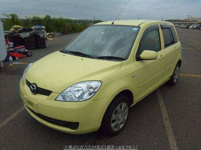 Used 2005 MAZDA DEMIO BF59298 for Sale