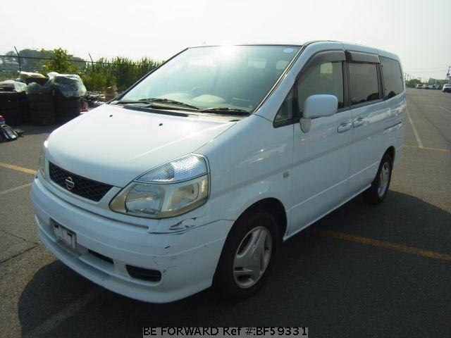 Used 2001 NISSAN SERENA BF59331 for Sale