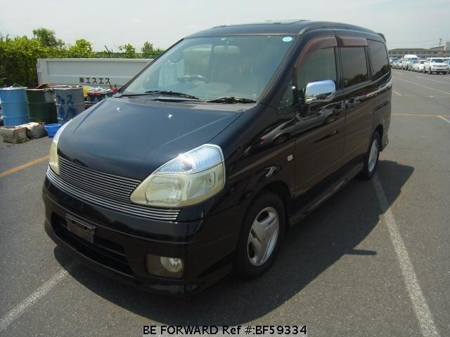 Used 1999 NISSAN SERENA BF59334 for Sale
