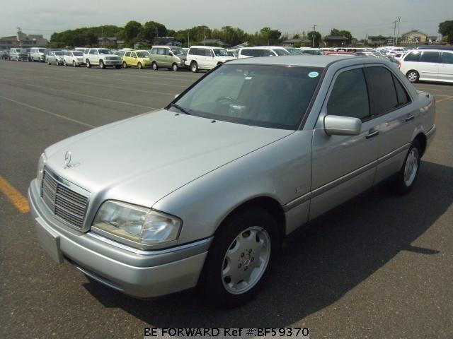 Used 1995 MERCEDES-BENZ C-CLASS BF59370 for Sale