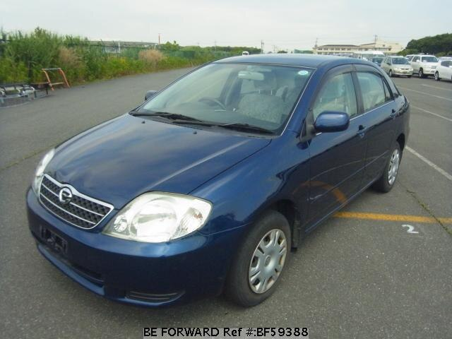 Used 2001 TOYOTA COROLLA SEDAN BF59388 for Sale