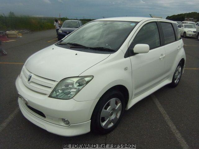 Used 2003 TOYOTA IST BF59402 for Sale