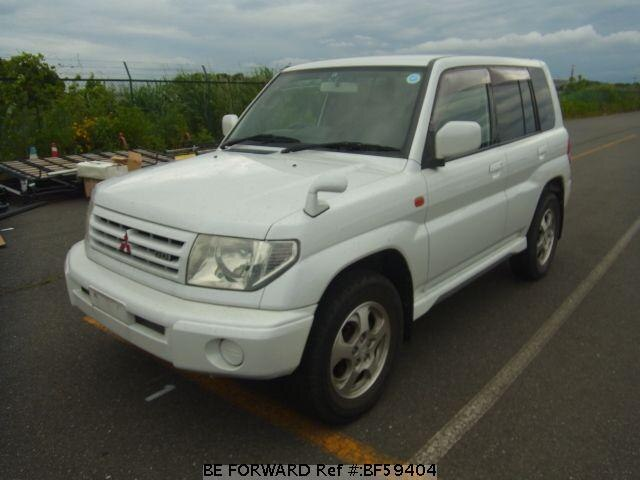 Used 2000 MITSUBISHI PAJERO IO BF59404 for Sale