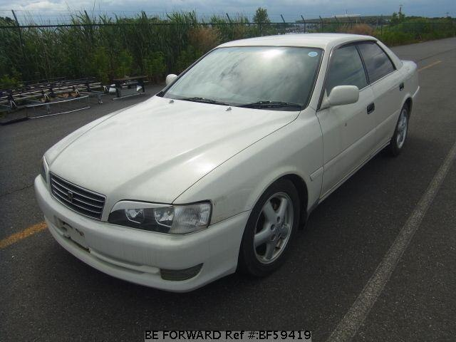 Used 1997 TOYOTA CHASER BF59419 for Sale