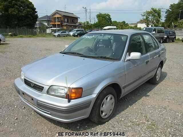 Used 1996 TOYOTA TERCEL BF59448 for Sale