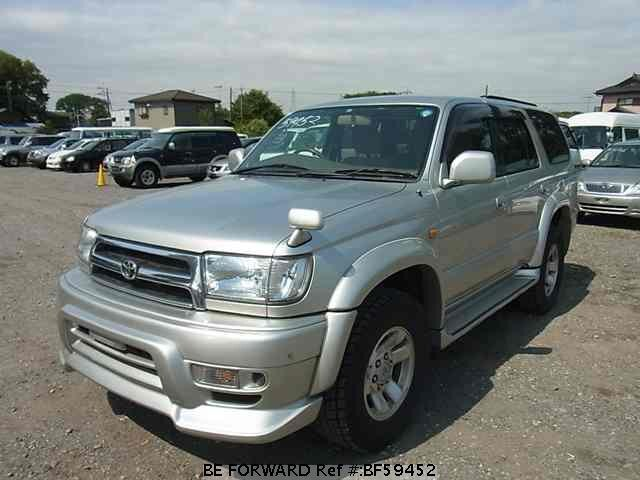 Used 1999 TOYOTA HILUX SURF BF59452 for Sale