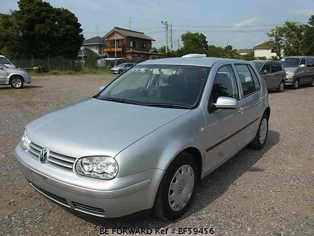 Used 2003 VOLKSWAGEN GOLF BF59456 for Sale
