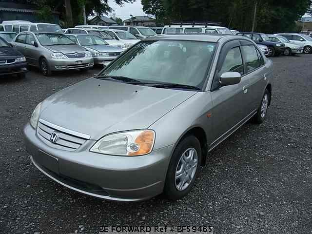 Used 2003 HONDA CIVIC FERIO BF59465 for Sale