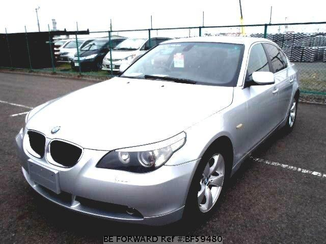 Used 2005 BMW 5 SERIES BF59480 for Sale