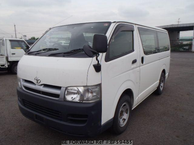 Used 2005 TOYOTA HIACE VAN BF59485 for Sale