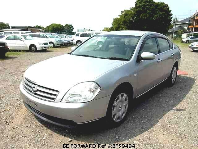 Used 2003 NISSAN TEANA BF59494 for Sale