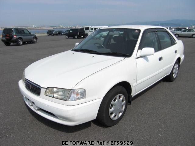 Used 1999 TOYOTA SPRINTER SEDAN BF59529 for Sale