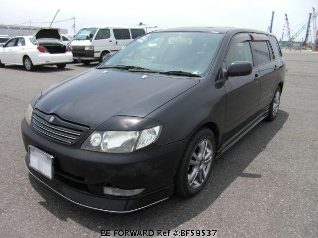 Used 2001 TOYOTA COROLLA FIELDER BF59537 for Sale