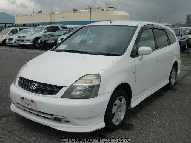 Used 2003 HONDA STREAM BF59570 for Sale