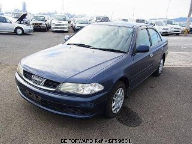 Used 2001 TOYOTA CARINA BF59601 for Sale