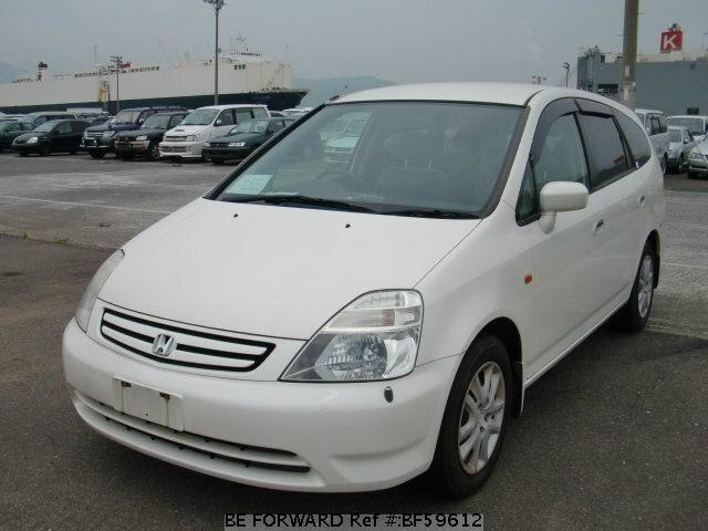 Used 2001 HONDA STREAM BF59612 for Sale