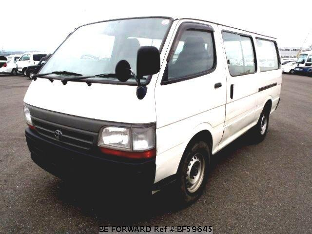 Used 2003 TOYOTA REGIUSACE VAN BF59645 for Sale