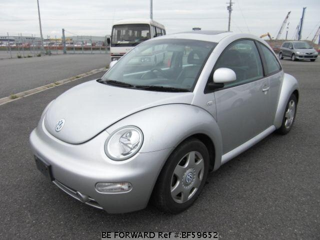 Used 2001 VOLKSWAGEN NEW BEETLE BF59652 for Sale