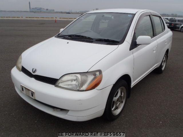 Used 1999 TOYOTA PLATZ BF59657 for Sale