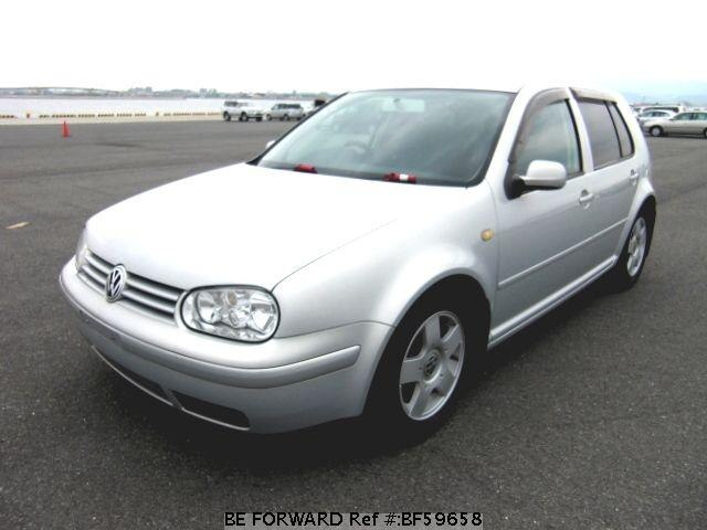 Used 1999 VOLKSWAGEN GOLF BF59658 for Sale