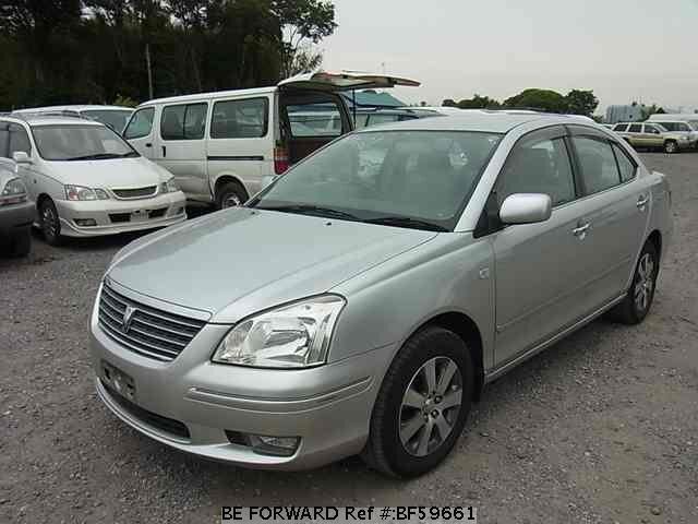 Used 2002 TOYOTA PREMIO BF59661 for Sale