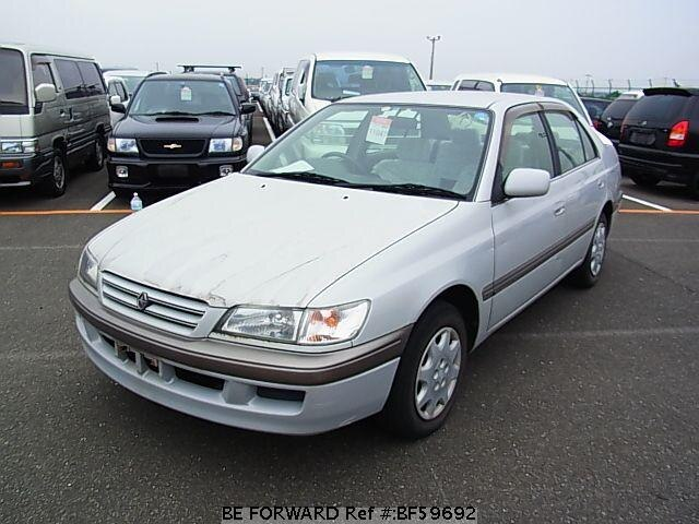 Used 1997 TOYOTA CORONA PREMIO BF59692 for Sale