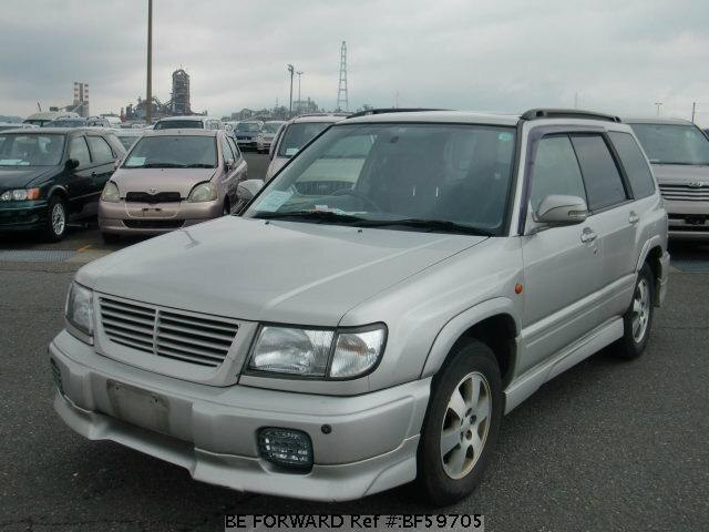 Used 1999 SUBARU FORESTER BF59705 for Sale